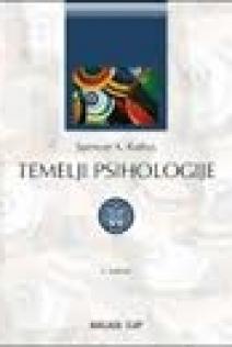Temelji psihologije - 5.izdanje