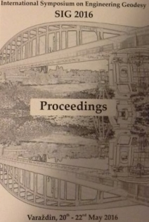 International Symposium on Engineering Geodesy: Proceedings