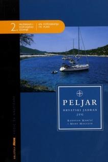 Peljar: Hrvatski Jadran - jug: od Primoštena do Prevlake