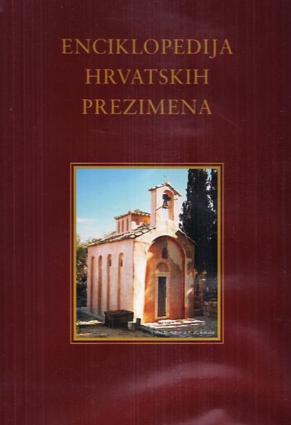 Enciklopedija hrvatskih prezimena