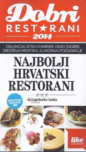Dobri restorani 2014