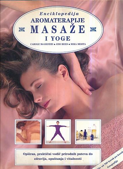 Enciklopedija aromaterapije, masaže i yoge