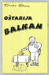 Oštarija Balkan i druge štorije