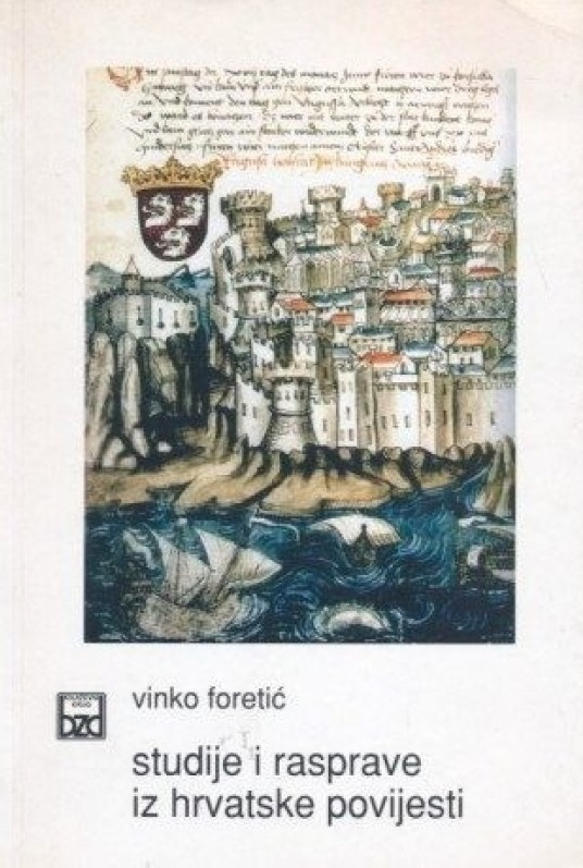 Studije i rasprave iz hrvatske povijesti
