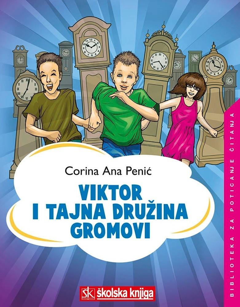 Viktor i tajna družina Gromovi