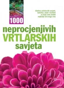 1000 neprocjenjivih vrtlarskih savjeta
