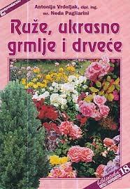 Ruže, ukrasno grmlje i drveće
