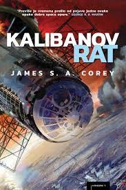 Prostranstvo - Kalibanov rat (2.knjiga)