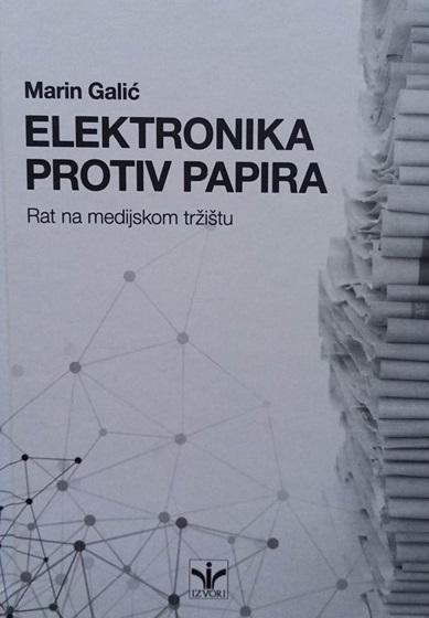 Elektronika protiv papira : rat na medijskom tržištu