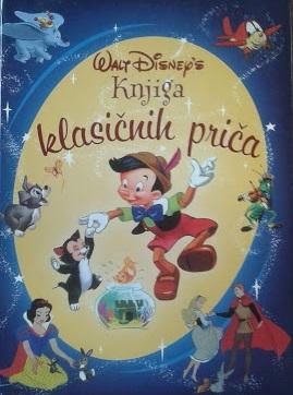 Disney - Knjiga klasičnih priča