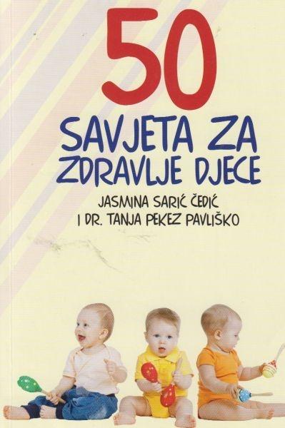 50 savjeta za zdravlje djece