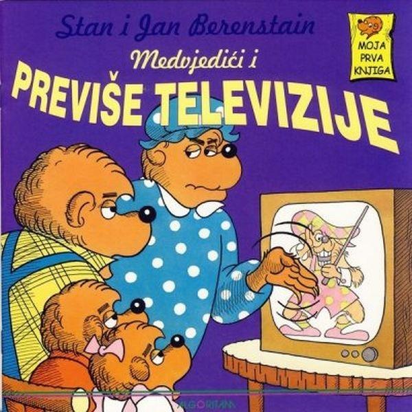 Medvjedići i previše televizije