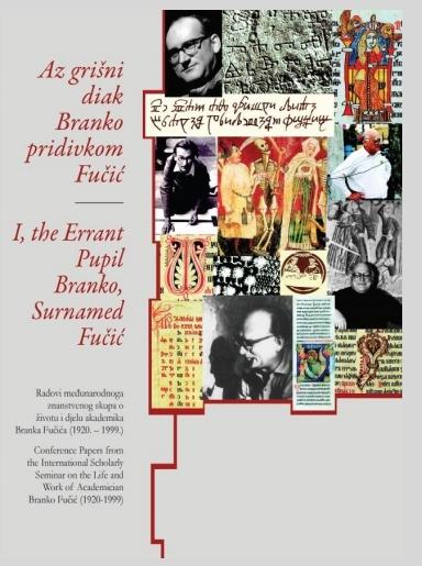 Az grišni diak Branko pridivkom Fučić