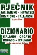 Rječnik talijansko-hrvatski, hrvatsko-talijanski : s talijanskom gramatikom