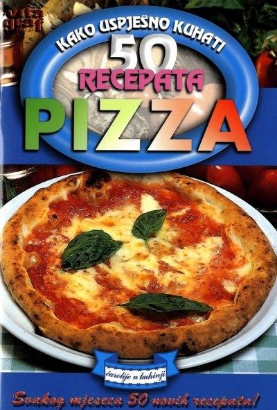 50 RECEPATA - Pizza