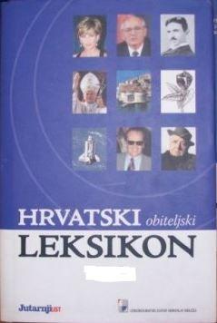 Hrvatski obiteljski leksikon - knjiga 6