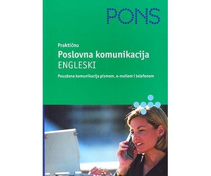 PONS praktično poslovna komunikacija : Engleski