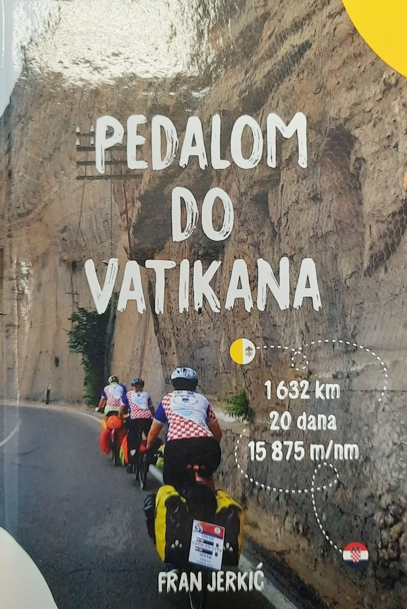 Pedalom do Vatikana