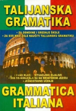 Talijanska gramatika = Gramatica italiana
