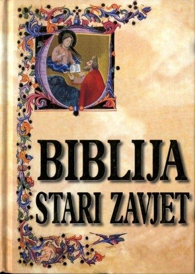 Biblija - Stari zavjet 1