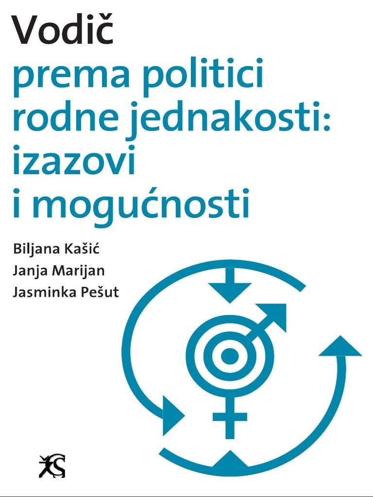 Vodič prema politici rodne jednakosti : izazovi i mogućnosti
