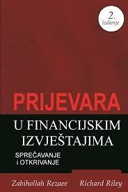 Prijevara u financijskim izvještajima: sprječavanje i otkrivanje