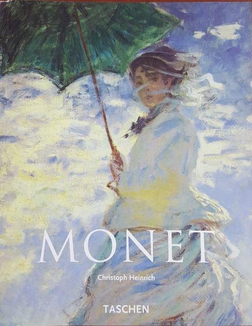Claude Monet : 1840.-1926. - knjiga 17