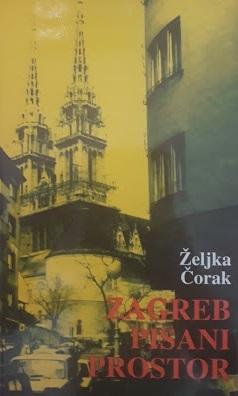 Zagreb, pisani prostor