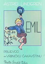 Emil - prijevod na vrbničku čakavštinu