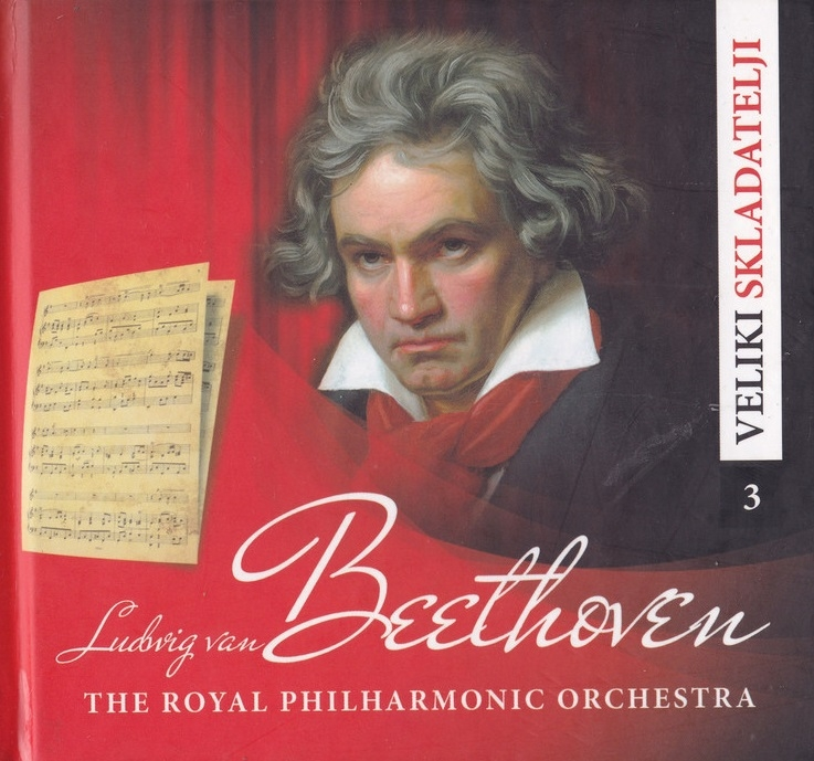 Ludwig van Beethoven : The Royal Philharmonic Orchestra + CD