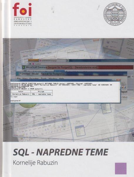SQL - napredne teme