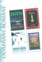 Odabrani romani - Osveta, Grace, Tvrtkin čovjek, Izgubljena ljubav
