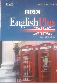 English Plus: tečaj engleskog jezika - Čije je? + DVD + CD (knjiga 27/30)