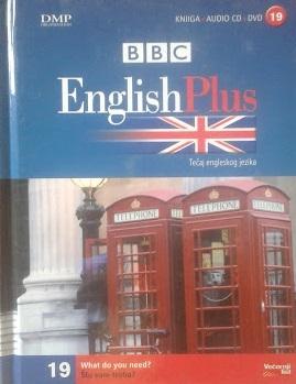 English Plus : tečaj engleskog jezika - Što vam treba? + DVD + CD (knjiga 19/30)