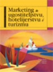Marketing u ugostiteljstvu, hotelijerstvu i turizmu