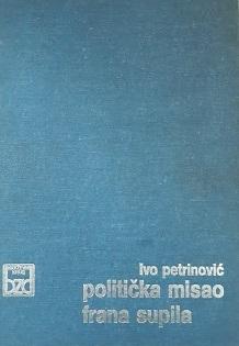Politička misao Frana Supila