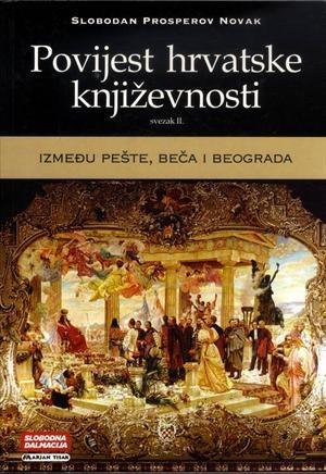 Povijest hrvatske književnosti 2 - Između Pešte, Beča i Beograda