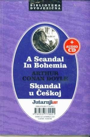 A scandal in Bohemia = Sklandal u Češkoj