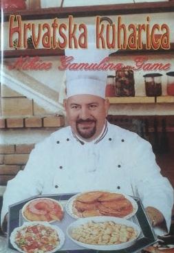 Hrvatska kuharica Nikice Gamulina Game