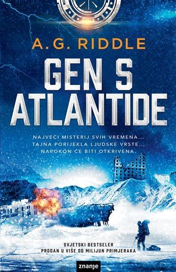 Gen s Atlantide (1.knjiga)