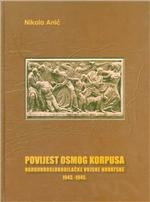 Povijest Osmog dalmatinskog korpusa Narodnooslobodilačke vojske Hrvatske : 1943.-1945.