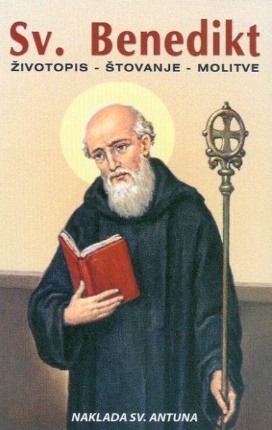 Sveti Benedikt iz Nursije