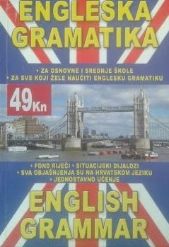 Engleska gramatika = English grammar