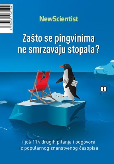 Zašto se pingvinima ne smrzavaju stopala?