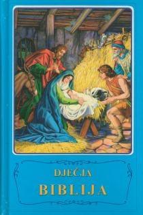 Dječja Biblija : biblijske priče u slikama