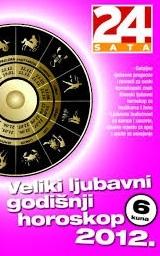 Veliki ljubavni godišnji horoskop 2012.