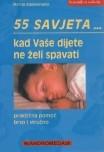 55 savjeta kad Vaše dijete ne želi spavati