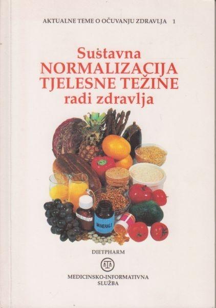 Sustavna normalizacija tjelesne težine radi zdravlja