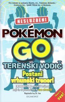 Neslužbeni Pokemon GO terenski vodič