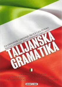Talijanska gramatika = Grammatica italiana